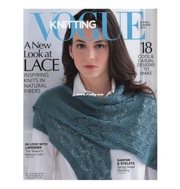Soho Publishing Vogue Knitting, Spring / Summer 2018