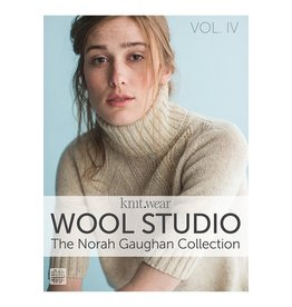 Interweave knit.wear Wool Studio - Volume IV: The Norah Gaughan Collection