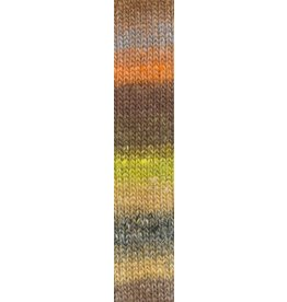 Noro Silk Garden, Persimmon Color 467