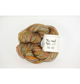 Knitted Wit Pixie Plied, Acadia National Park