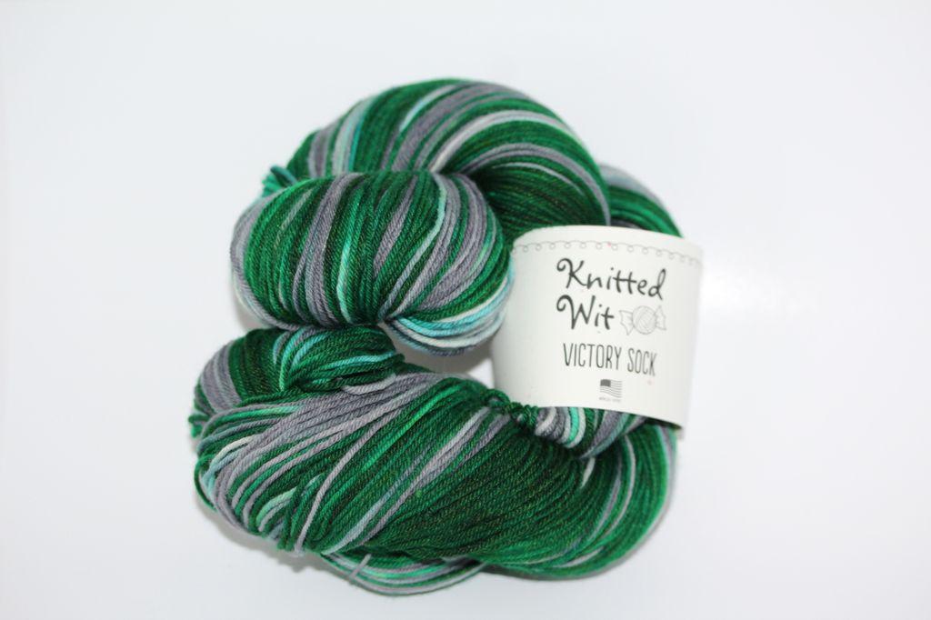 Knitted Wit Sock, Harry Potter Inspired Series - Sneaky Snake (Retired)