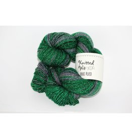 Knitted Wit Pixie Plied, Harry Potter Inspired Series - Sneaky Snake