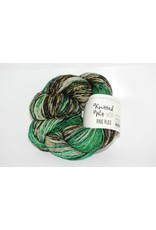 Knitted Wit Pixie Plied, Lassen Volcanic National Park
