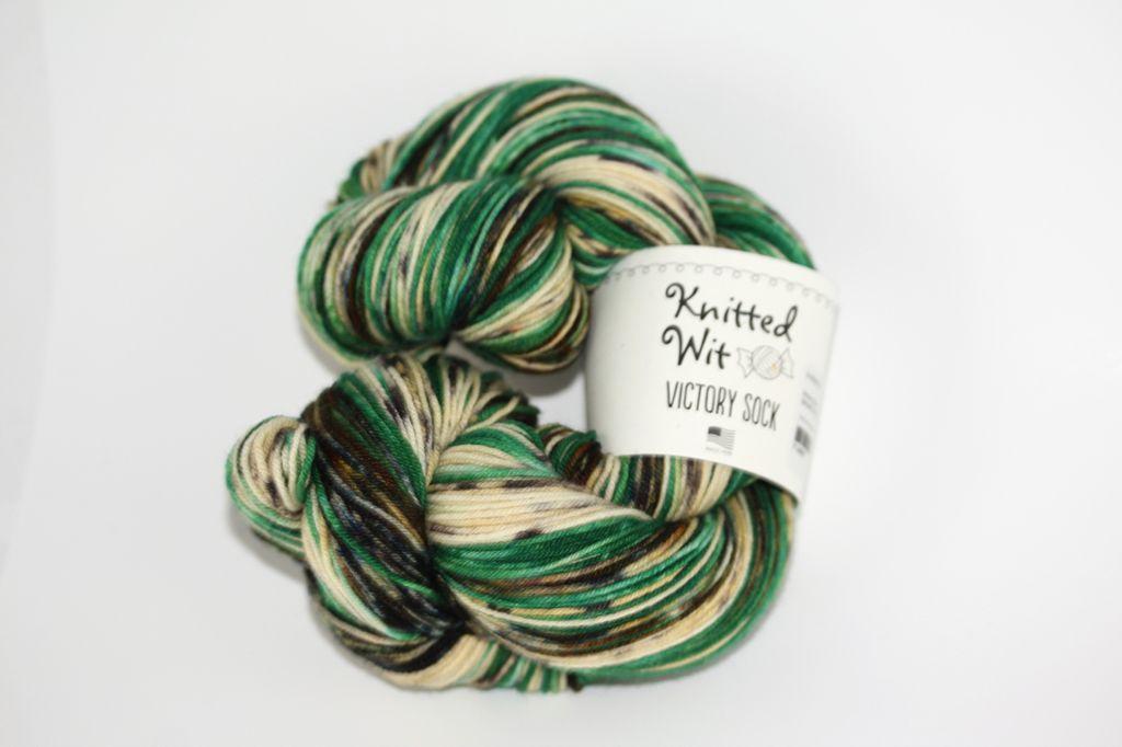 Knitted Wit Sock, Lassen Volcanic National Park
