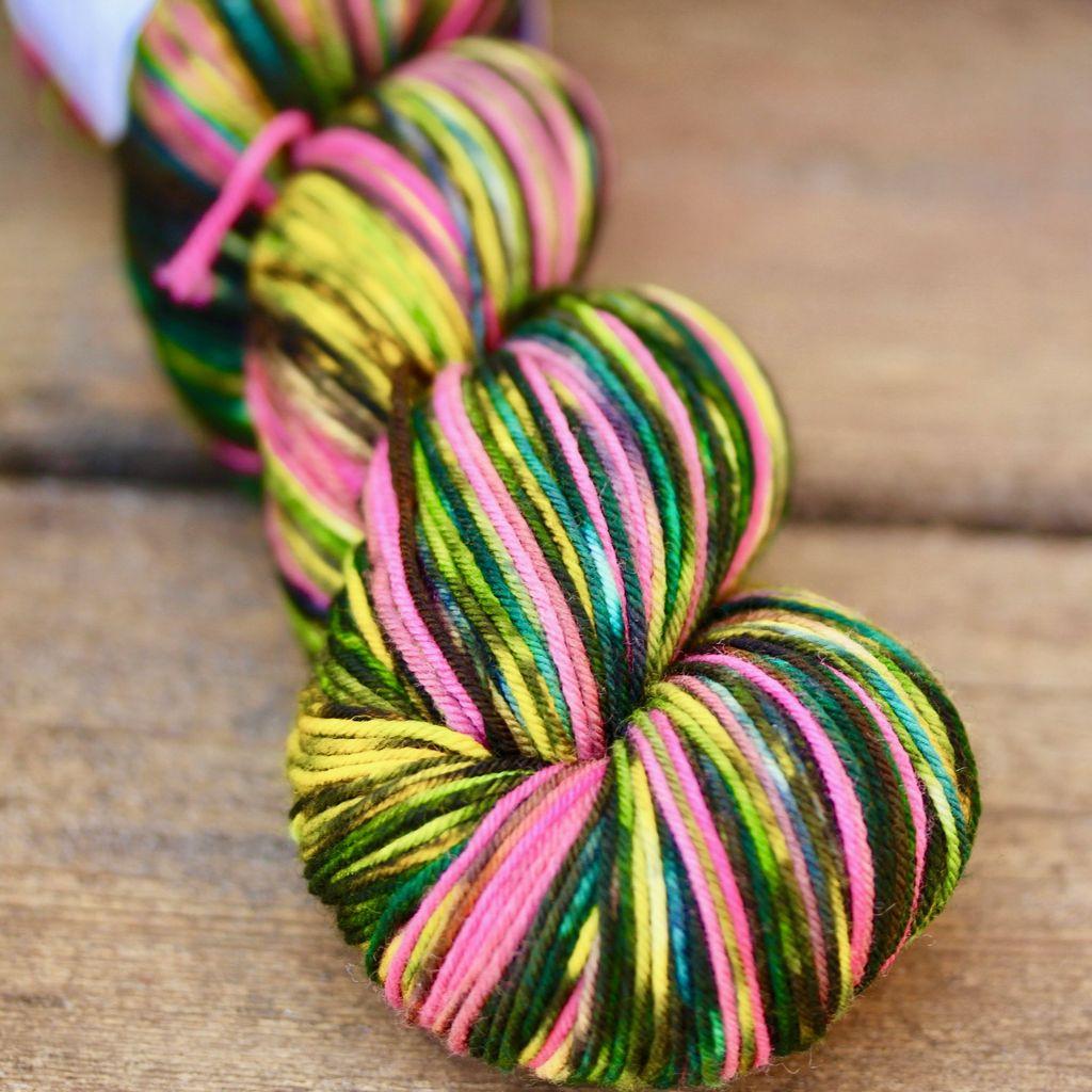 Knitted Wit Sock, Harry Potter Inspired Series - Taking Umbridge