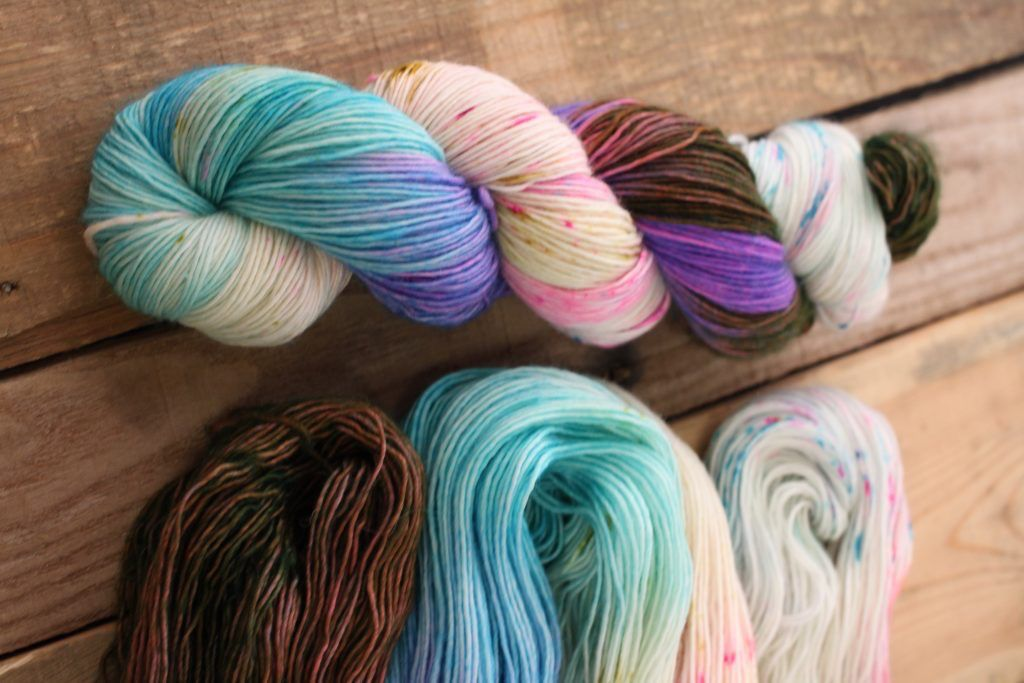 Dream in Color Jilly Petite, Tussie Mussie