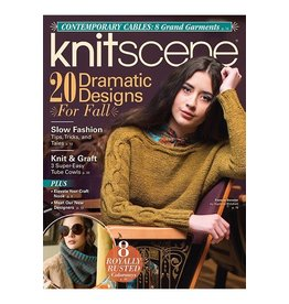 Interweave Knitscene, Fall 2018