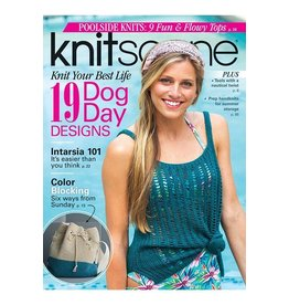 Interweave Knitscene, Summer 2018