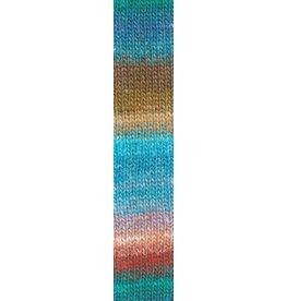 Noro Silk Garden Sock, Aquamarine 459