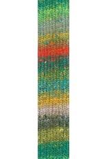 Noro Silk Garden Sock, Serpentine 461