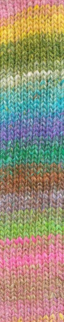 Noro Silk Garden Sock, Carnival 463