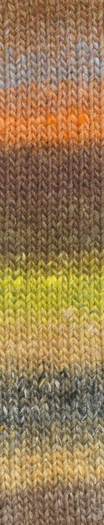 Noro Silk Garden Sock, Persimmon 467