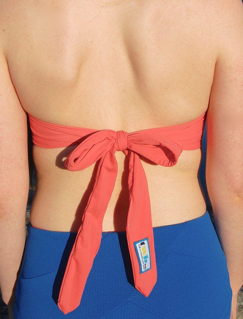 Twb Collection Tie Bandeau – LADY EATON