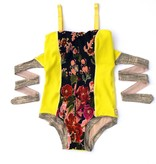 Twb Collection The Water Lily Suit – BIRDS OF PARADISE