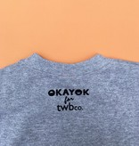 OKAYOK Kids Muskoka Lakes Crewneck Sweater