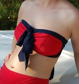 Twb Collection Tie Bandeau – MUSKOKA SUMMER