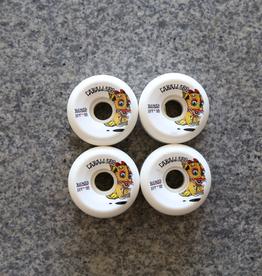 Bones SPF 58mm Wheels - P5 Sidecuts (Cab Baby Dragon)