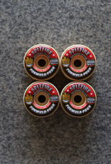 Spitfire F4 Conical Full Wheels  101d