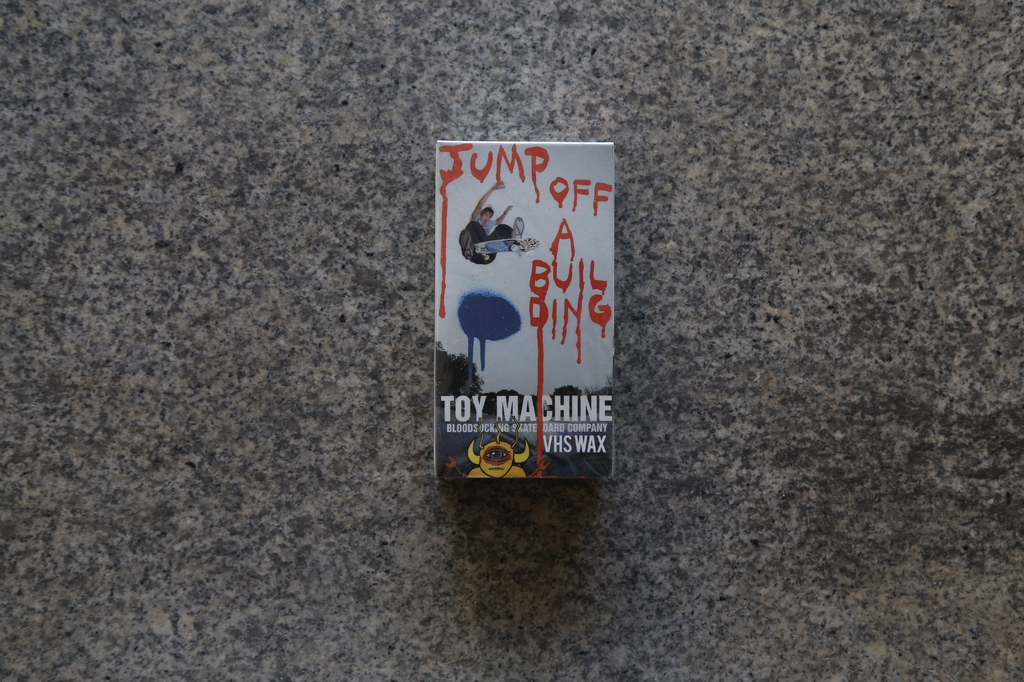 toy machine wax / M