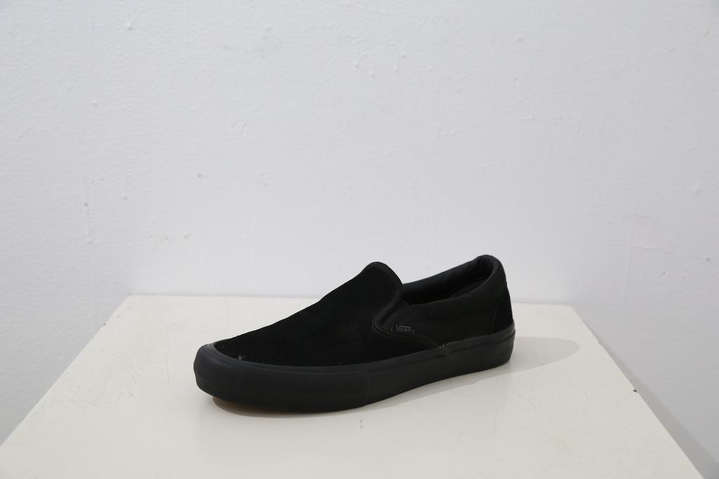 Vans Slip On Pro Shoe - Blackout