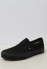 Vans Slip On Classic Shoe - Blackout