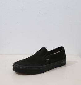 Vans Slip On Classic Shoe - Blackout