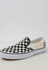 Vans Slip On Classic Shoe - Checkerboard