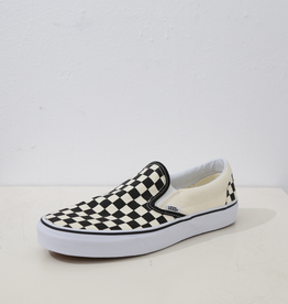 Vans Slip On Classic Shoe - Checkerboard