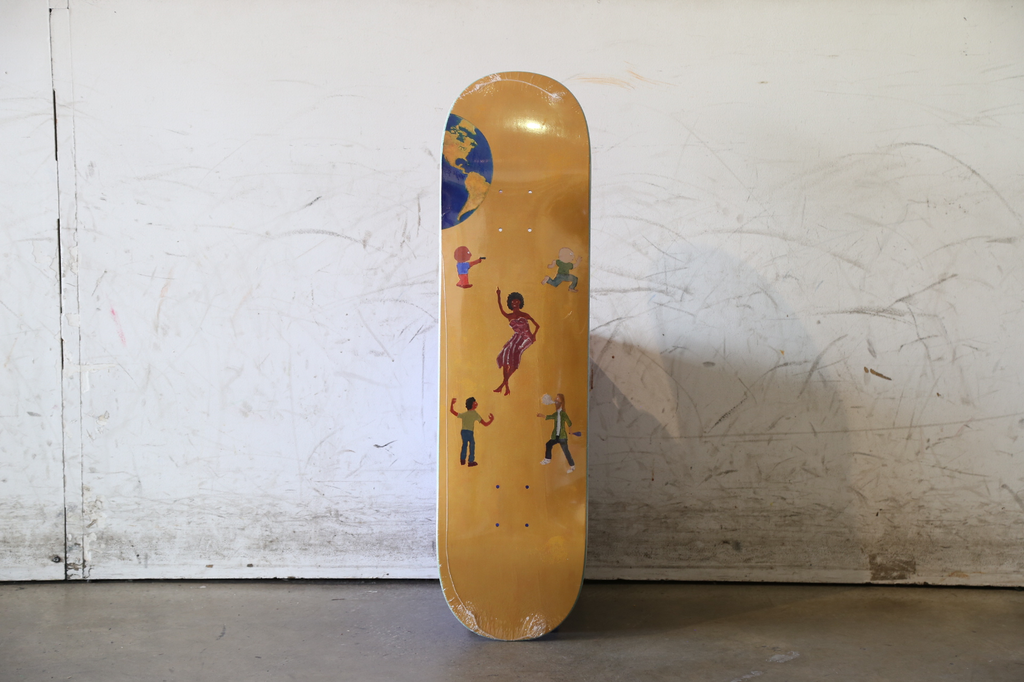 Fucking Awesome Skateboard 8.38 - Dill Paints