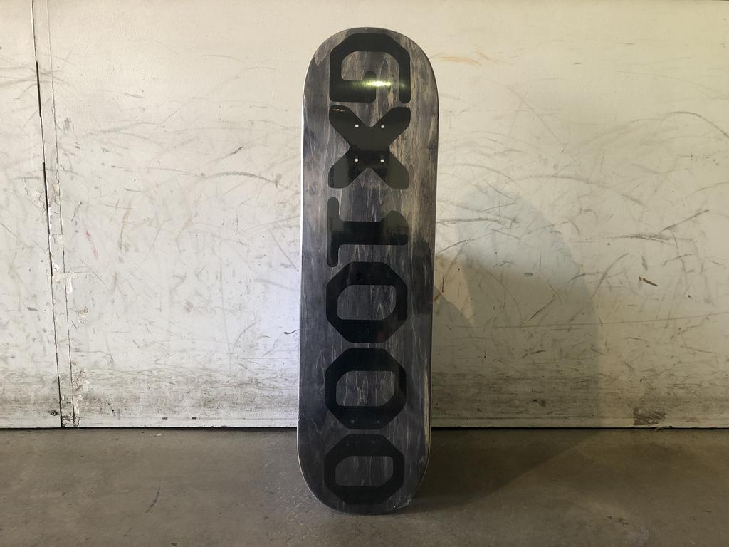 GX 1000 Skateboard 8.5 - OG logo