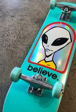 Alien Workshop Skateboard 8.0 - Frankie Spears Bugout