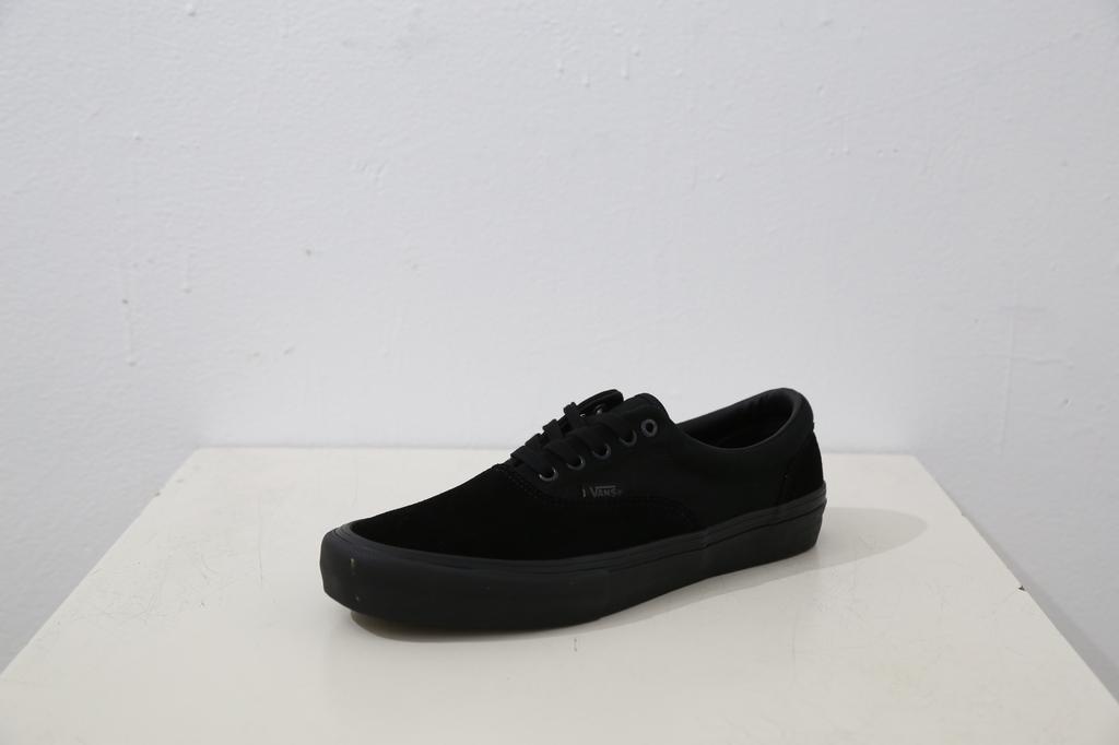 Vans Era Pro Shoe - Blackout