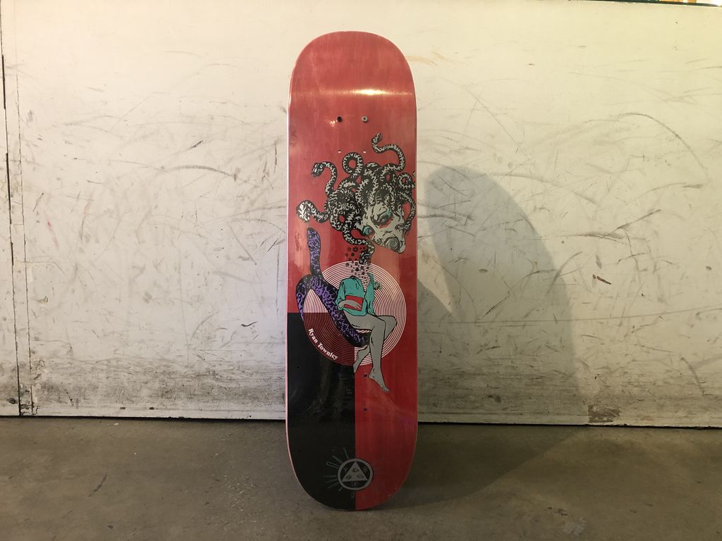 Welcome Skateboard 8.5