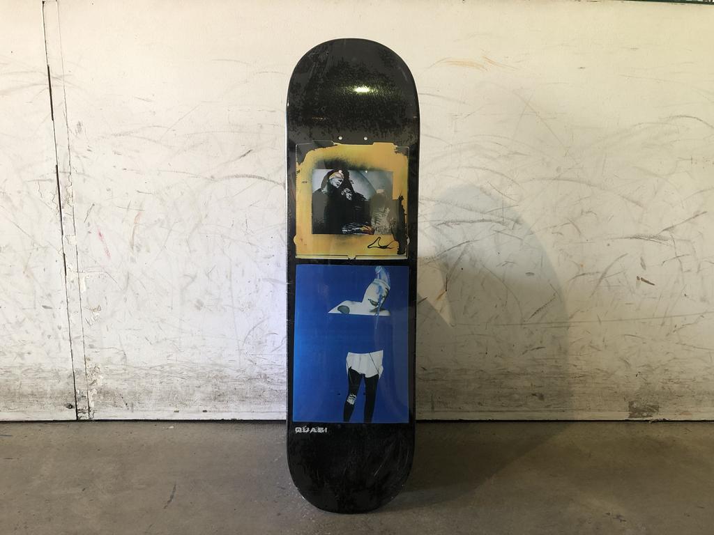 Quasi Skateboard 8.5 - Bob