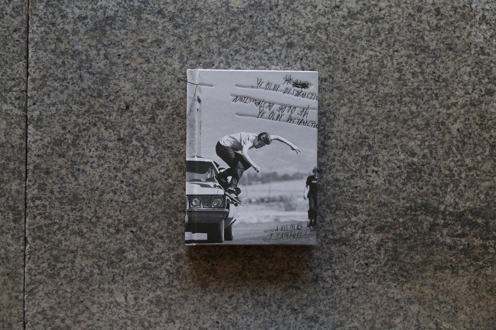 Ye Olde Destruction Book/Film Thomas Campbell