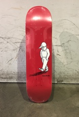 Polar Skateboard 8.5 - Dane Brady Alone Red