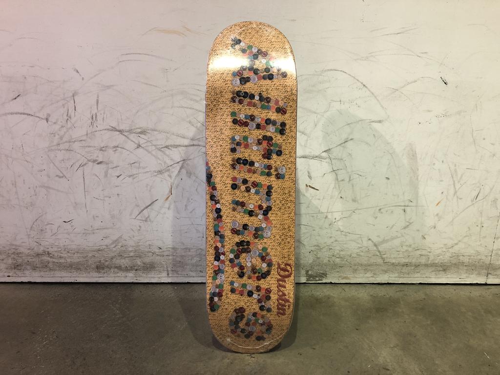 Alltimers Skateboard 8.5 - Dustin Knit