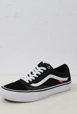 Vans Old Skool Pro Shoe - Blk/Wht