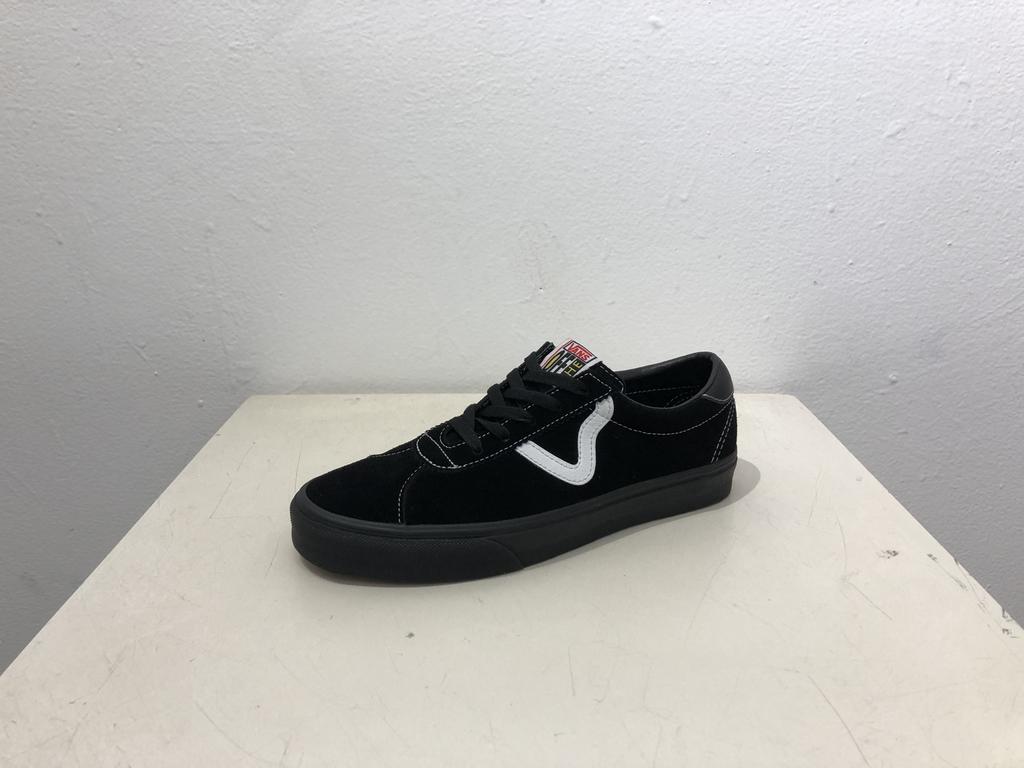Vans Sport Classic Shoe - Blk/Blk