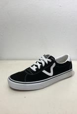 Vans Sport Classic Shoe - Blk/Wht