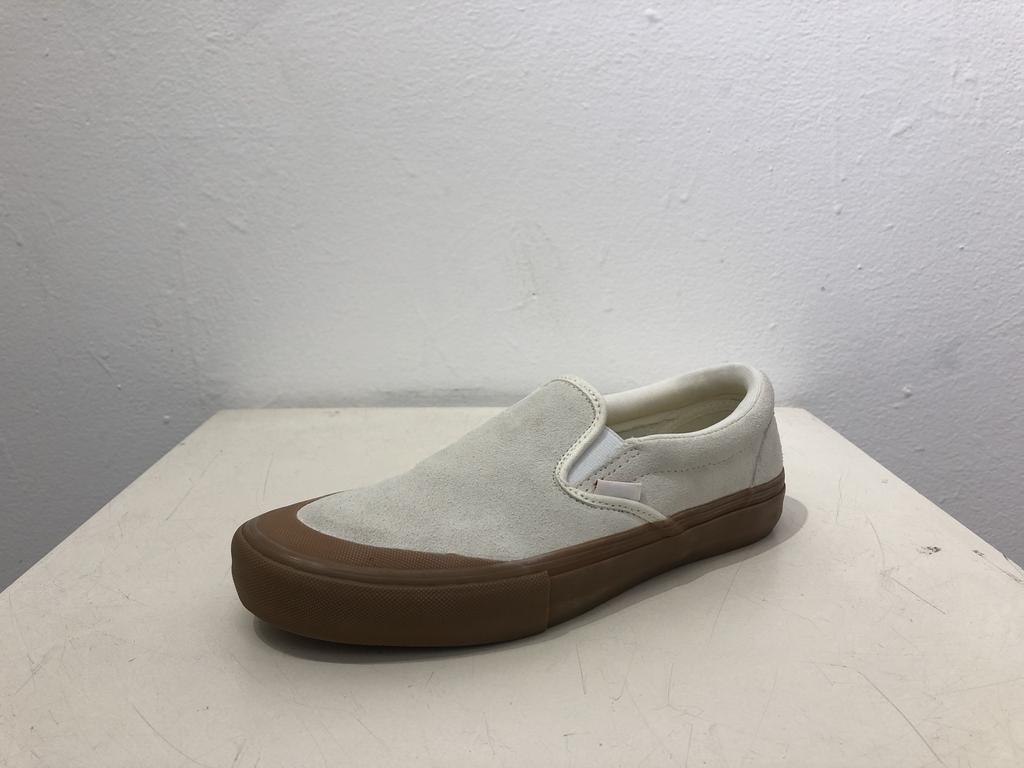 Vans Slip On Pro Shoe - Marsh/Gum