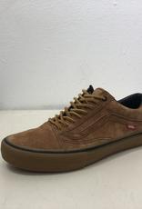 Vans Old Skool Pro Shoe - Cardiel/Brown