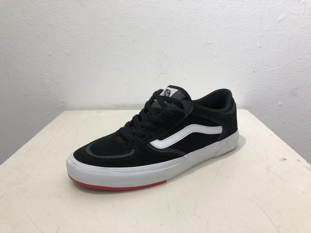 Vans Rowley Classic Shoe - Blk/Wht
