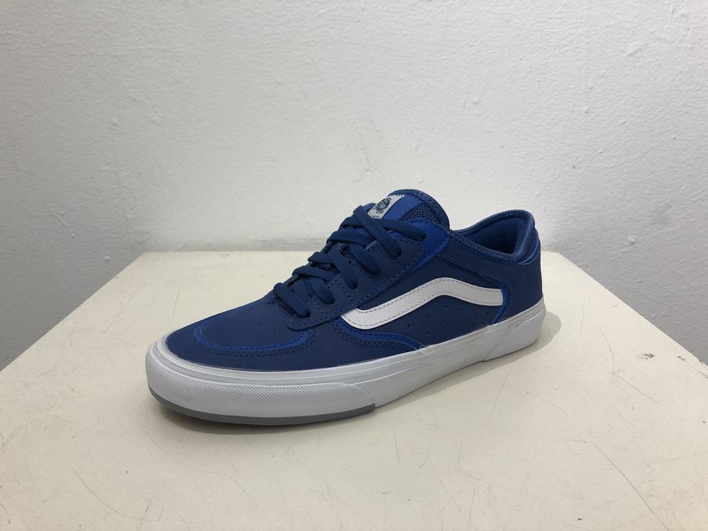 Vans Rowley Classic Shoe - Blu/Wht