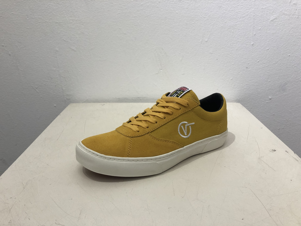 Vans Paradoxxx Shoe - Yellow
