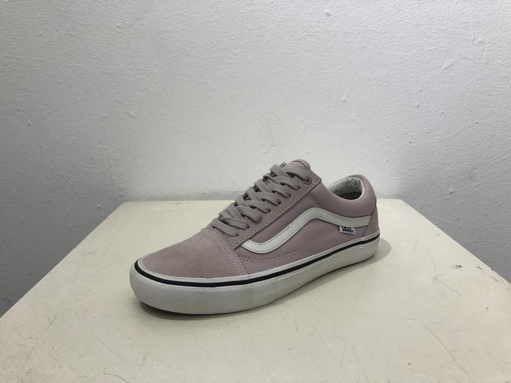 Vans Old Skool Pro Shoe - Violet