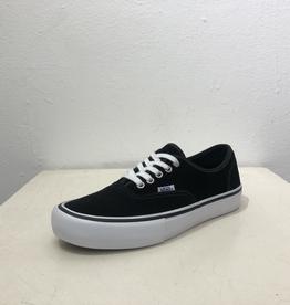 Vans Authentic Pro Shoe - Blk/Wht