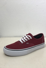 Vans Authentic Pro Shoe - Rumba Red