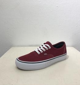 Vans Authentic Pro Shoe - Rumba Red