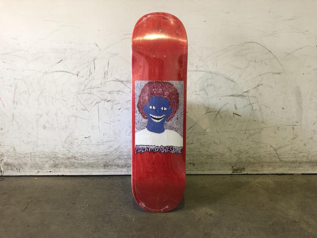 Fucking Awesome Skateboard 8.5 - Painted Sage